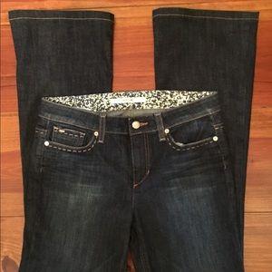 Joe's Jeans 'Muse' Fit Dark Wash Sz 28 Boot Cut